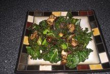 Paleo Salads / by Jennifer Bloom Kragt