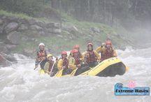 Extreme Waves Rafting 13 Agosto 2014
