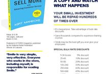 Bulk Sales / Special discounts for bulk purchases (5+ books) are available to your company, nonprofit, educational institution, professional association, or other organization for educational or training purposes, reselling, subscription or other incentives, sales promotions, employee premiums, corporate gifts, or fundraising. Learn more at www.smilethebook.com/bulk-sales/.