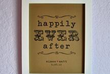 Wedding Ideas / by Stephanie Christian