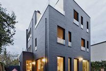 Domy nowoczesne / Zdjęcia i wizualizacje ciekawych domów nowoczesnych, projekty domów