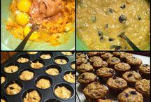 Paleo baked goods