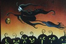 Halloween............I Love It! / by Kathy Woody