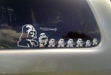 my starwars family