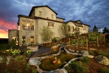 Parade of Homes Architecture / Images of Godden | Sudik Architects Award-Winning Parade of Homes.