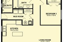 3 bedrooms home designs