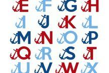 Mintás betűk