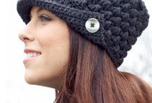 Hats Hoods Crochet