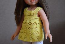 oblečení panenky