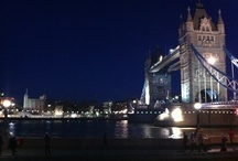 Random London Skyline pics / Seize the moments where you remember how great this city is.. in picture.