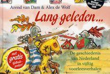 Geschiedenisboeken voor kinderen - Bibliotheek Noord-Veluwe
