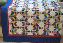 scrap quilts / by Jenny Hall
