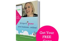 Grow Your Business Online / We love helping small businesses to grow online!