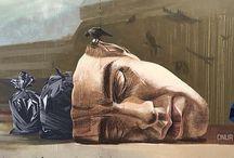 ARTE  URBANA / Grafite