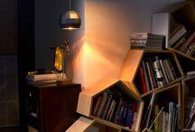 Inspirações - Bibliotecas