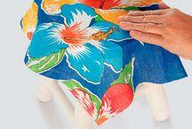 Costumizacão - Forração com tecido