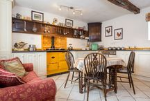 Cottages With An Aga / Our collection of holiday cottages featuring an Aga in the kitchen.