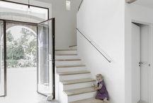Interior design - Belgium rural