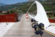 Bike Travel / Slow speed tourism