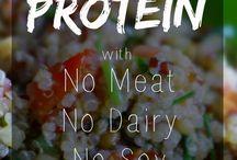 Veganer  Proteine Proteinquellen
