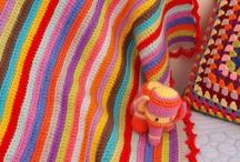 Crochet // Granny and Blanket