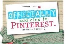 Addicted to Printerest!