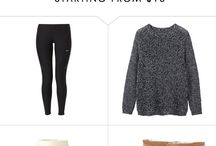 Vinter outfits