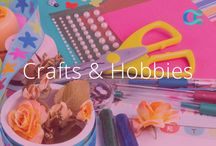 Crafts & Hobbies / Learn all about crafts and hobbies at Curiosity.com: https://curiosity.com/categories/crafts-hobbies