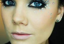 Maquiagem Carnaval Pedras