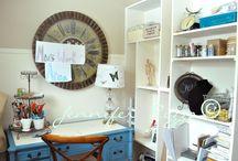 Craft rooms!