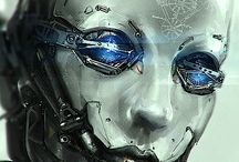 Bionic Robot & Cyberpunk
