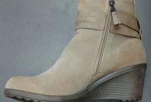 Botas y botines femeninas / Botas y botines de mujer