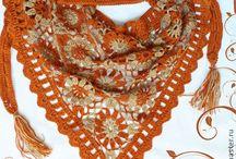 Шали-шарфы