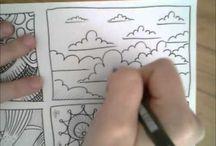 Zentangles and Doodles / by Risha Jones