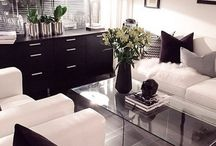 My Scandinavian home / Home interior and decoration ideas to a pure modern scandinavian home.
