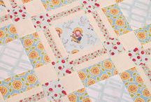 Quilt Kits / Hollyhill Quilt Shoppe specializes in creating beautiful quilt kits that you WANT to make.