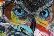 2014 Mission Federal ArtWalk Featured Artists / These 12 amazing artists represent the best of the best! / by ArtWalkSD