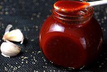 Sauces, Salsas, Marinades, Rubs