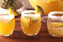 Punch prosecco