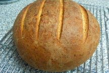 Vegan Bread Board