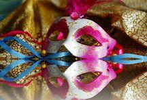 table carnaval, mardi gras