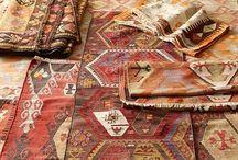 Carpets / I love old kilim carpets :o)