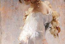 Art - John Singer Sargent (1856-1925)