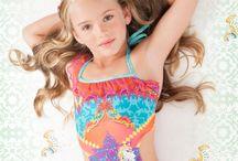 Cute Kids Swimwear