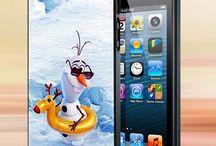 Coque téléphone Reine des neiges