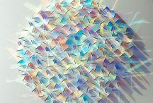 Magical Glass / Magic through light and reflectin