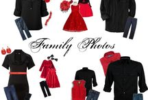 Family Shoot Outfits