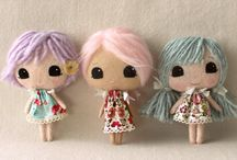 Dolls / by Cheryl Croce Culver