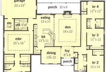 House Plans / by Julie Boyd