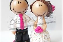 figurki wesele